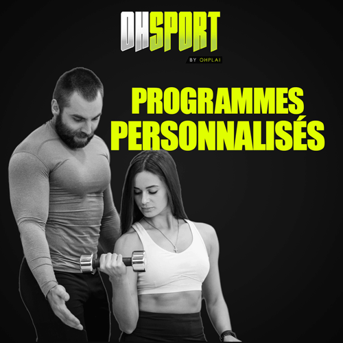 Programme personnalisé
