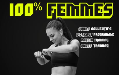 Espace 100%féminin